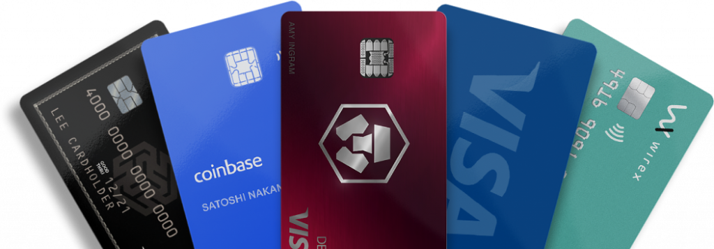 crypto debit cards