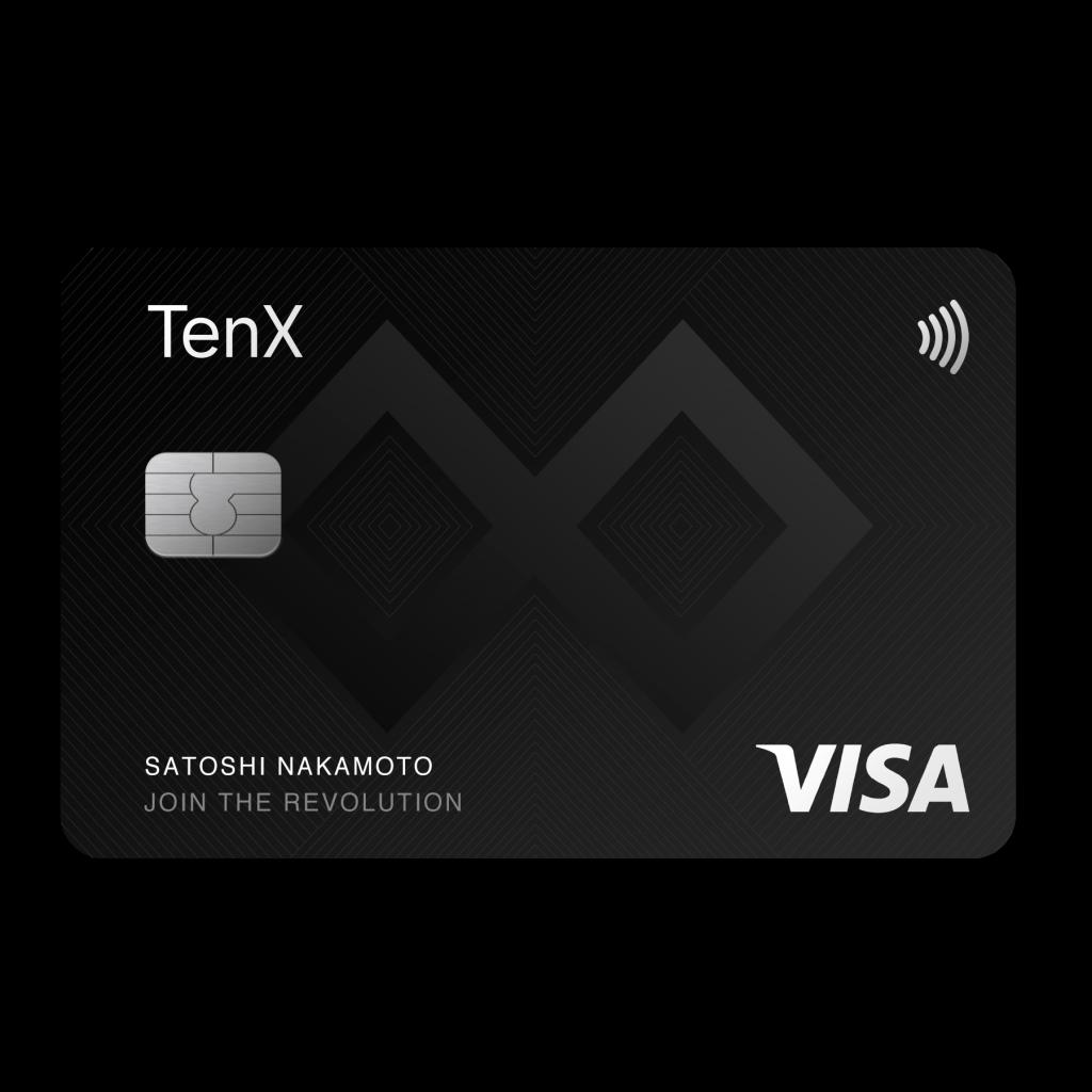 TenX Card